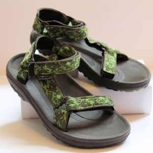 Teva Youth Hurricane 2 Sport Sandals Size 3